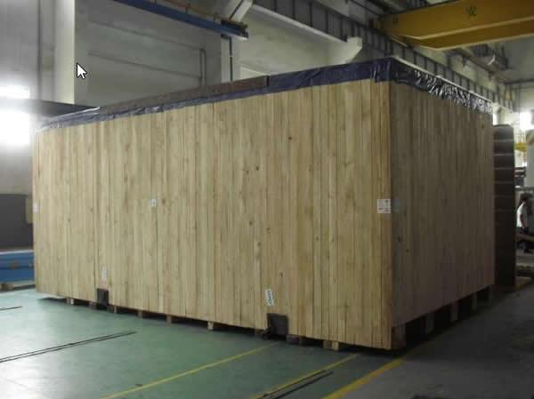 重型框架木箱