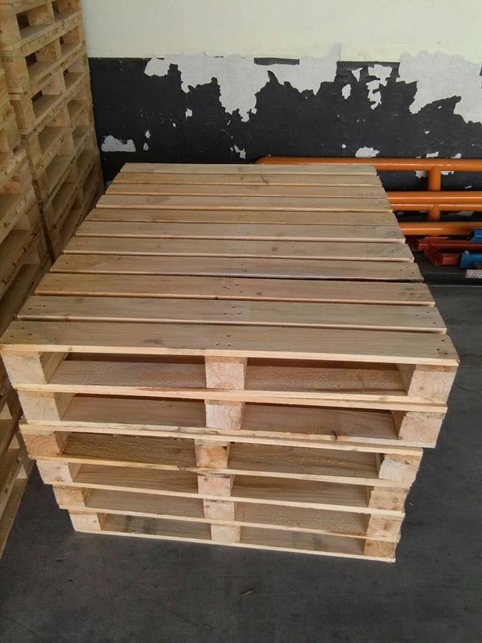 绿色环保木箱