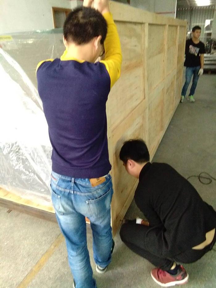 大型设备木箱包装