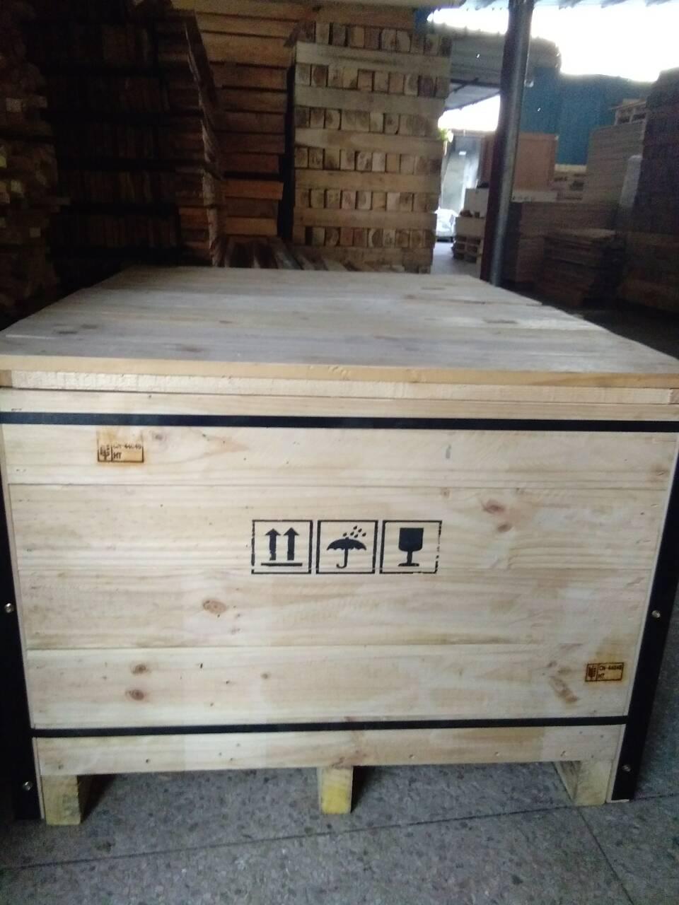 大型出口木箱包装