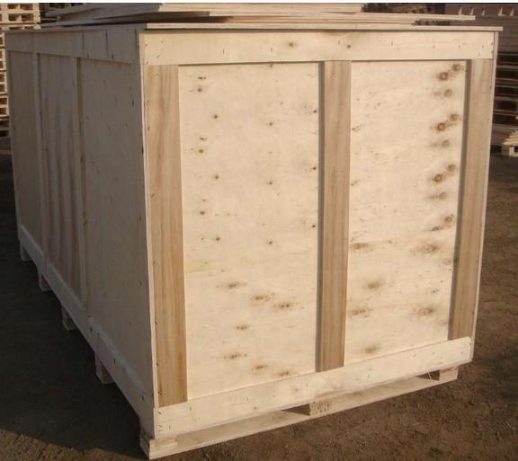成都包装机械行业对木箱包装的需求量不断增加